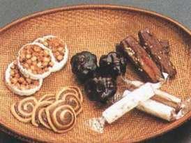 姫路の油菓子