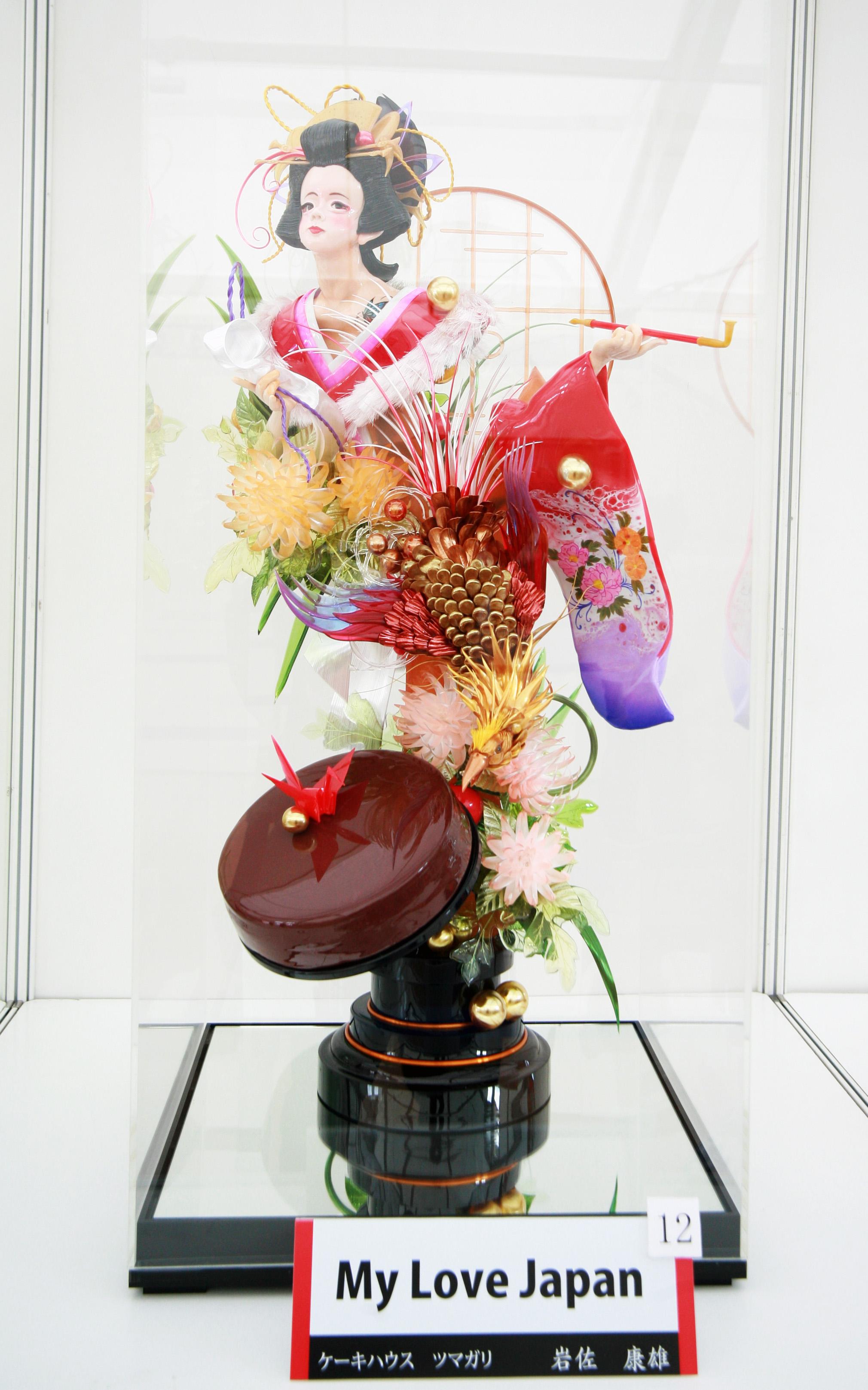 菓子まつり2012風景