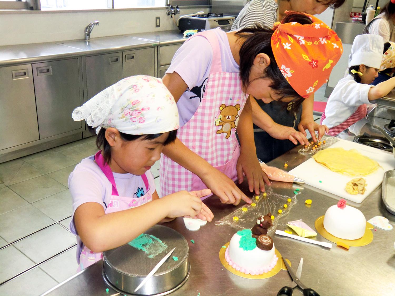 大阪ガス主催「夏休み親子クッキングスクール」