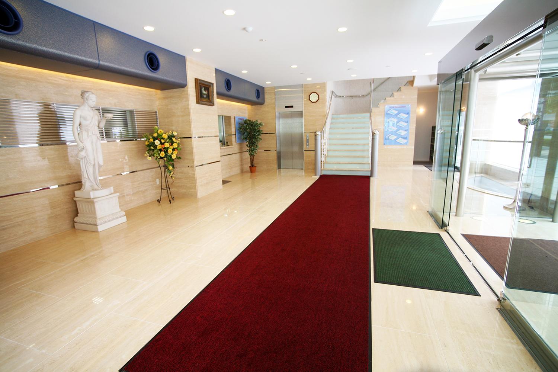 1階「ホール」