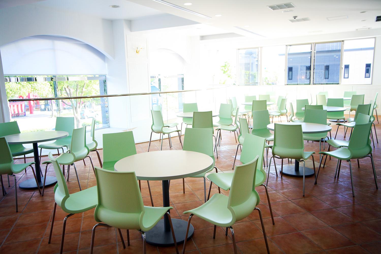 2階「学生ホール」