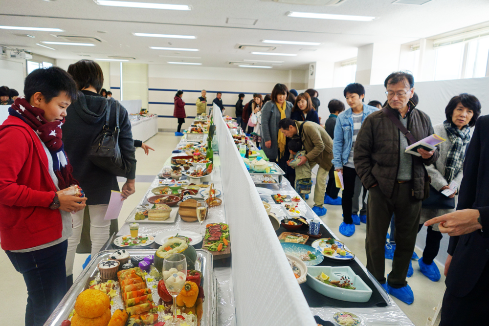 みかしほ学園祭2016風景