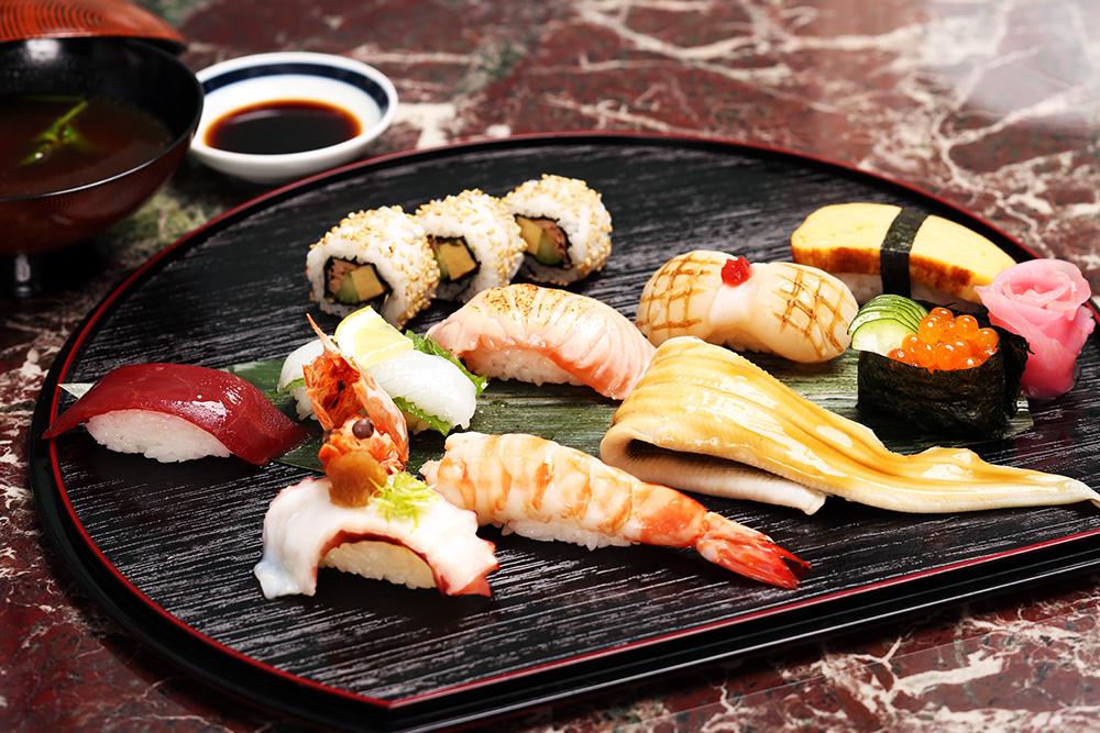 日本の心 にぎり寿司