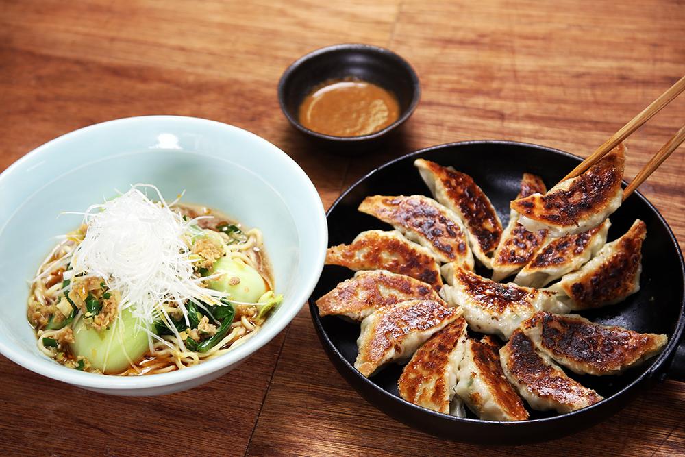 中国担々麺&餃子